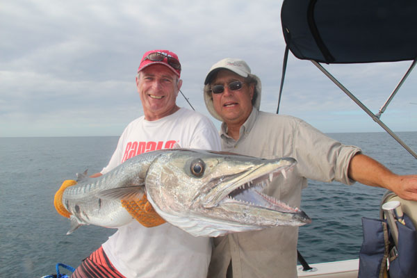 Fishing from Florida Shores