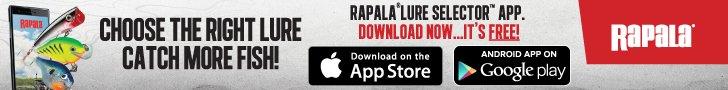 Rapala Lure Selector App