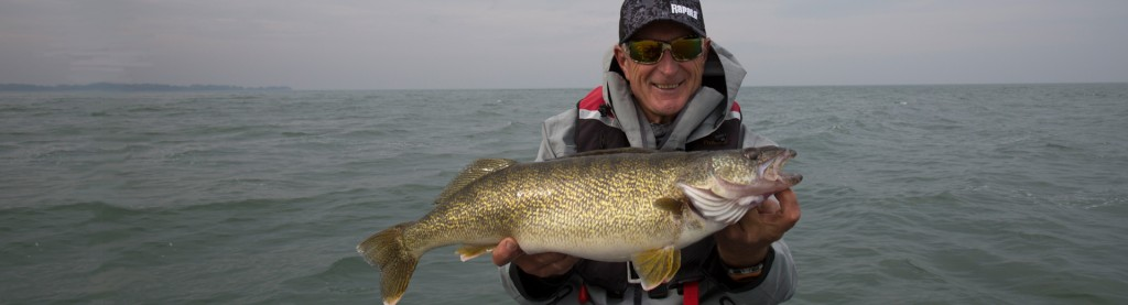 Great Lakes Fall Walleye action!