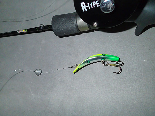 If you get out ice fishing for steelhead, don't forget Kwikfish!