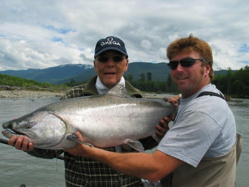 Terrace bc and area fishing update canadian sportfishing for 14 day weather forecast terrace bc