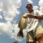 Storm Arashi Top Walker for big Largemouth.