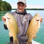 Tubes for smallmouth bass.