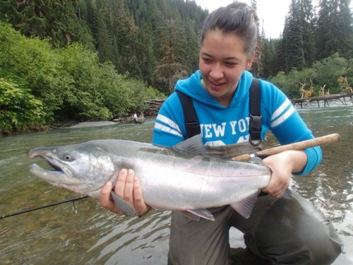 Bc fishing update canadian sportfishing for Best fishing time today