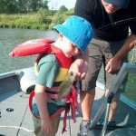 Italo video, OMNR&F Learn to Fish program, safe places for kids to fish.