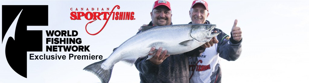 WFN – NEW Canadian Sportfishing Series 31 Exclusive Repeat .