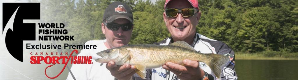 WFN – NEW Canadian Sportfishing Series 30 Exclusive Premiere .
