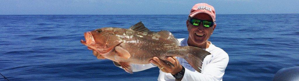 Raymarine Gulf of Mexico Grouper.