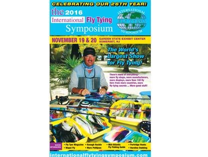 2016 flyfishing symposium poster