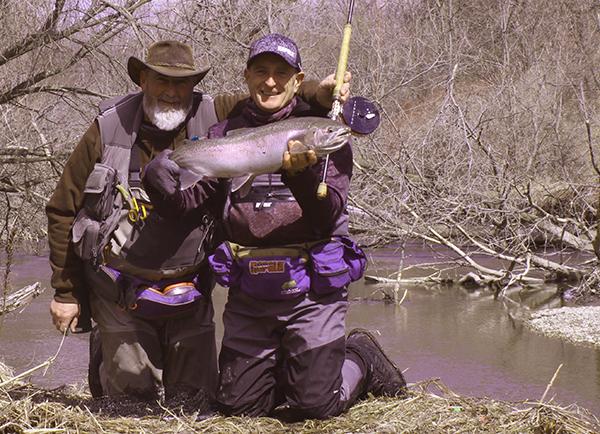 CS30 01 Steelhead Fishing