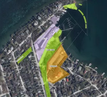 2017 Jackson's point proposed development