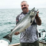 Raymarine Axiom, see your Salmon before you catch it!