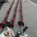 Italo video, Rod Glove to store rigged flippin' rods.